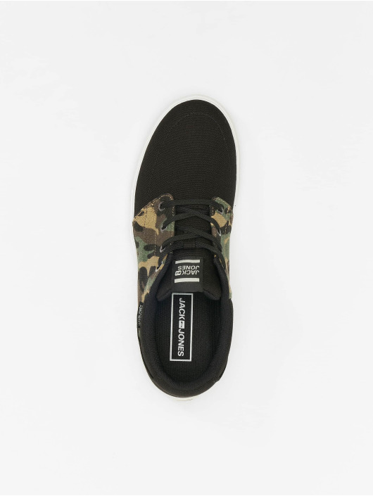 Jack & Jones Sneaker JfwBarton Camo Anthracite schwarz