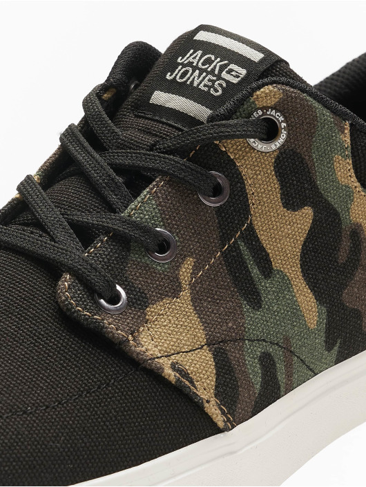 Jack & Jones Sneakers JfwBarton Camo Anthracite èierna