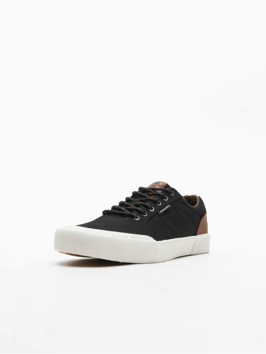 Jack & Jones Sneakers jfwThai Canvas Pu Mix šedá