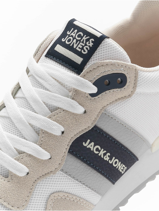 Jack & Jones Sneakers jfwStellar Mesh biela