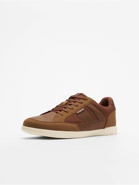 Jack & Jones Sneakers JfwByson Mesh Mix STS brazowy