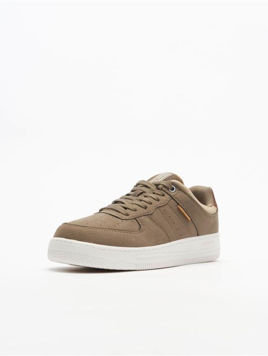 Jack & Jones Sneakers jfwMaverick Lo Synth brazowy