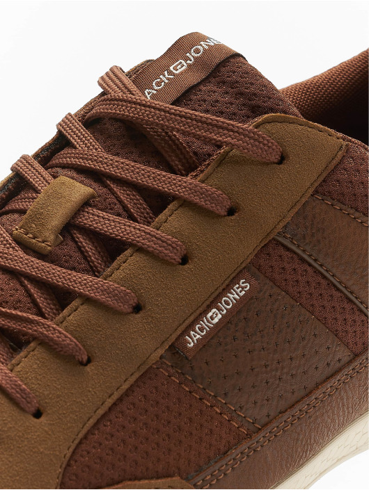 Jack & Jones Sneakers JfwByson Mesh Mix STS brun