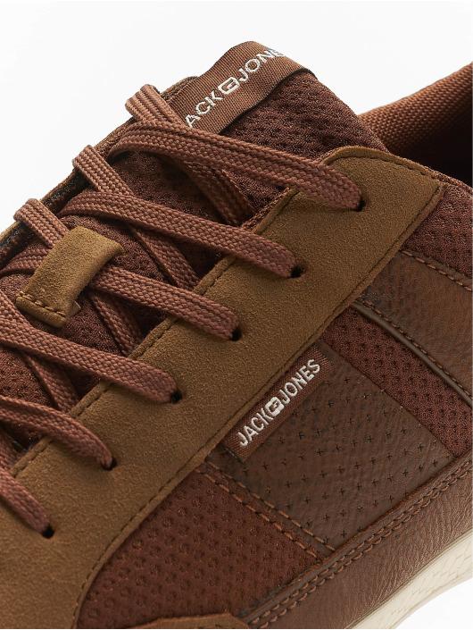 Jack & Jones Sneakers JfwByson Mesh Mix STS hnedá
