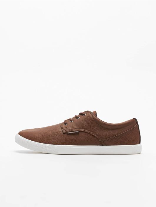 Jack & Jones Sneakers jfwNimbus Pu Mix hnedá