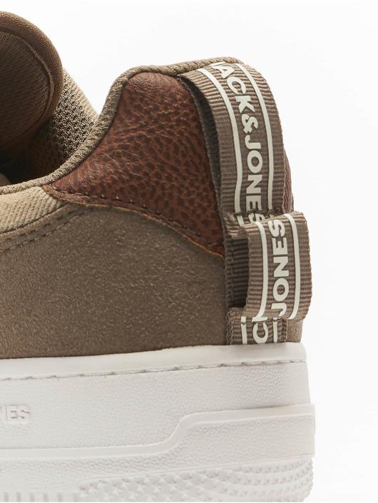 Jack & Jones Sneakers jfwMaverick Lo Synth hnedá
