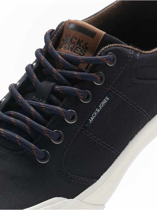 Jack & Jones Sneakers jfwThai Canvas Pu Mix niebieski