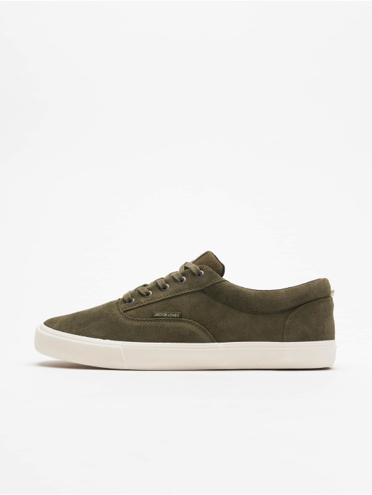 Jack & Jones Sneakers JfwVision Suede STS oliv