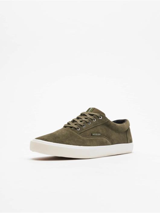 Jack & Jones Sneakers JfwVision Suede STS olivová