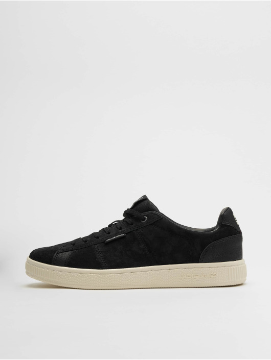 Jack & Jones Sneakers JfwOlly Nubuck svart