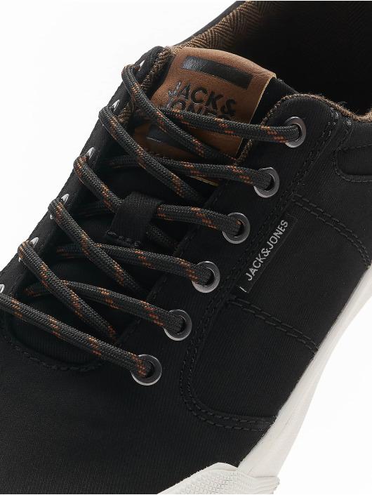 Jack & Jones Sneakers jfwThai Canvas Pu Mix szary