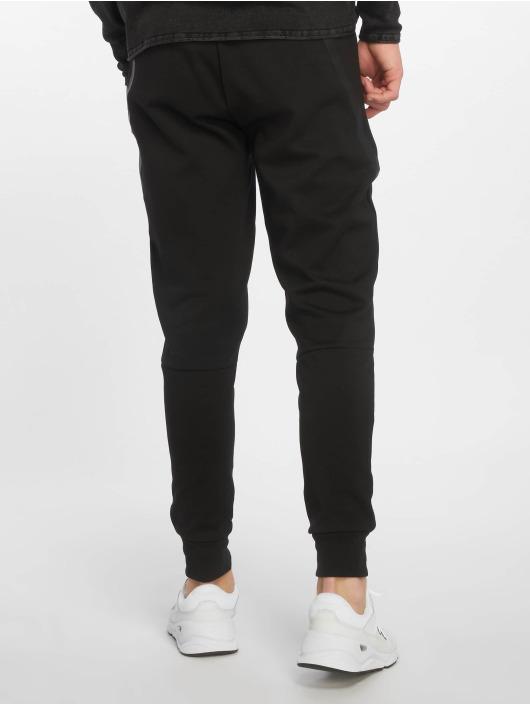 Jack & Jones Spodnie do joggingu jjiWill jjClean Noos czarny