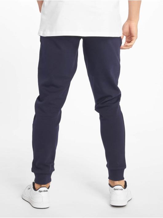 Jack & Jones Spodnie do joggingu jjiWill jjShaun niebieski