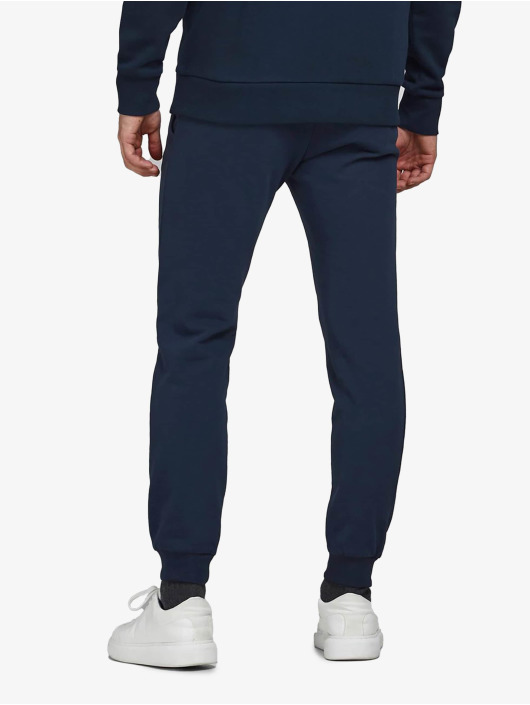 Jack & Jones Spodnie do joggingu Jjigordon Jjshark niebieski