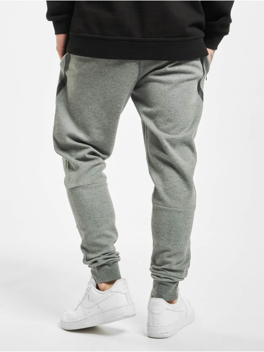 Jack & Jones Spodnie do joggingu Jjiwill Jjclean szary