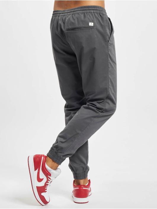 Jack & Jones Spodnie do joggingu Jjigordon Jjlane AKM szary