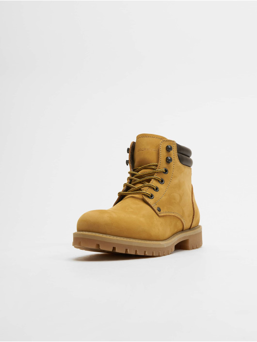 Jack & Jones Støvler jfwStoke brun
