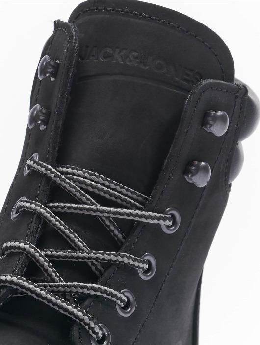 Jack & Jones Støvler Jfwstoke Nubuck grå