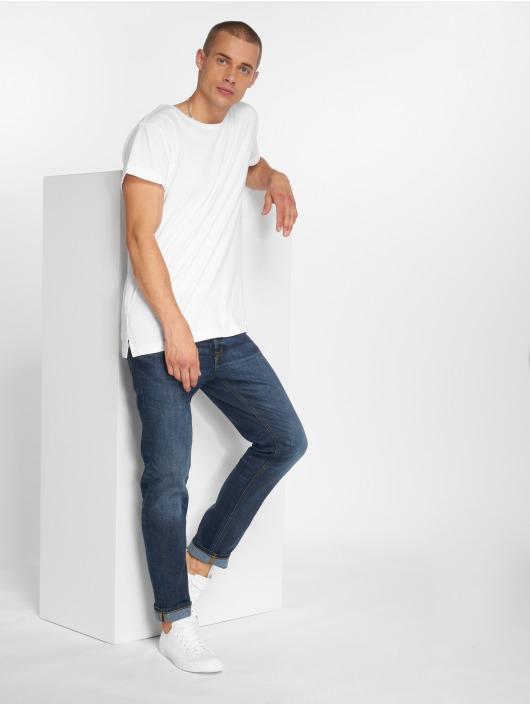 Jack & Jones Straight Fit Jeans Jjimike Jjoriginal Am 771 blå