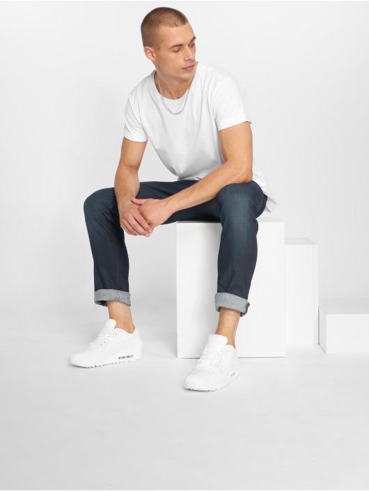 Jack & Jones Straight Fit Jeans Jjitim Jjicon Jj 120 blau