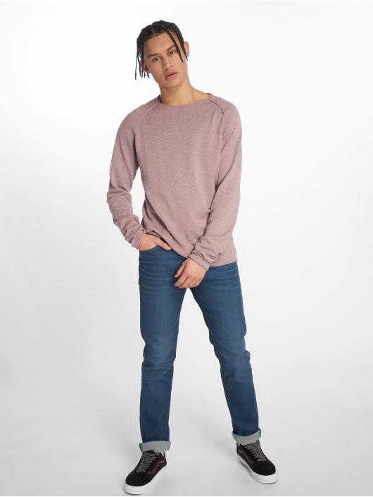 Jack & Jones Straight Fit Jeans jjiTim jjOriginal blau