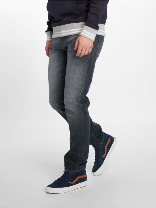 Jack & Jones Straight fit jeans jjiClark jjOriginal Noos blauw