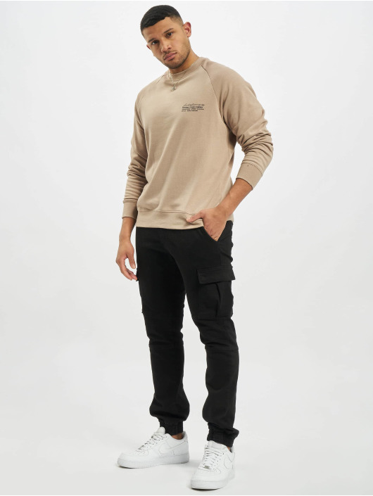 Jack & Jones Sweat & Pull jorHolger beige