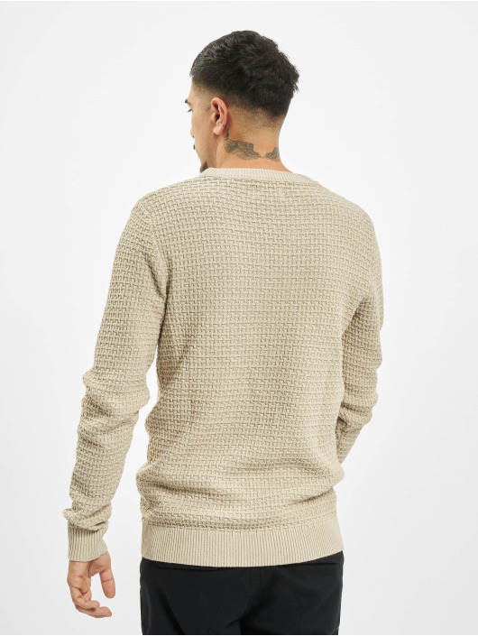Jack & Jones Sweat & Pull jorJulius Knit beige
