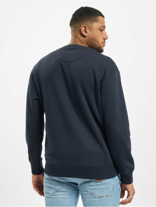 Jack & Jones Sweat & Pull jjeSoft Noos bleu