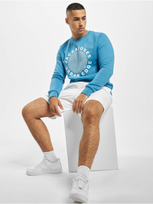 Jack & Jones Sweat & Pull jcoLarsen bleu