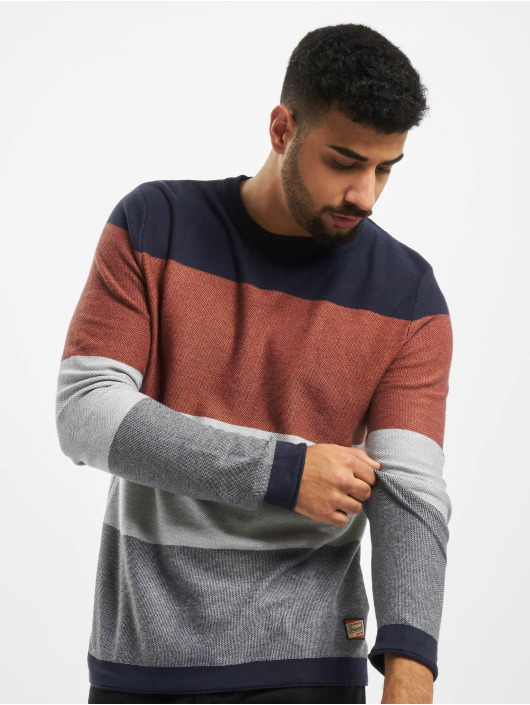 Jack & Jones Sweat & Pull jorFlame bleu