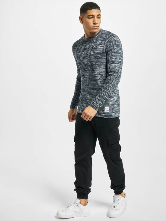 Jack & Jones Sweat & Pull jj30Marlon bleu