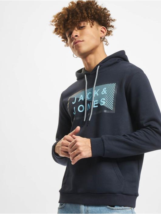 Jack & Jones Sweat & Pull Jcoshawn bleu