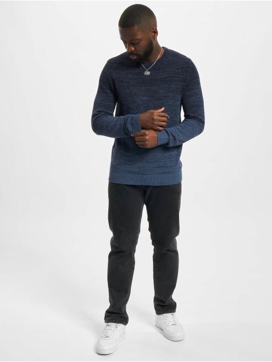 Jack & Jones Sweat & Pull Jjethomas Knit bleu