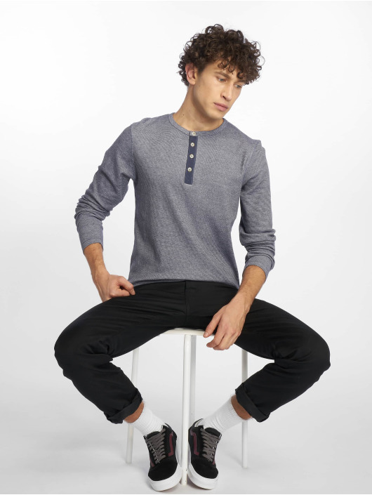 Jack & Jones Sweat & Pull jjeGiovanni Granddad indigo
