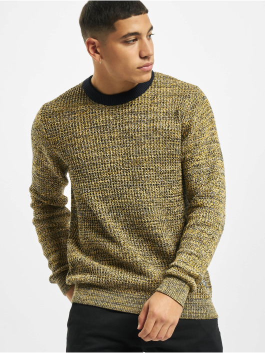 Jack & Jones Sweat & Pull jorWoods jaune