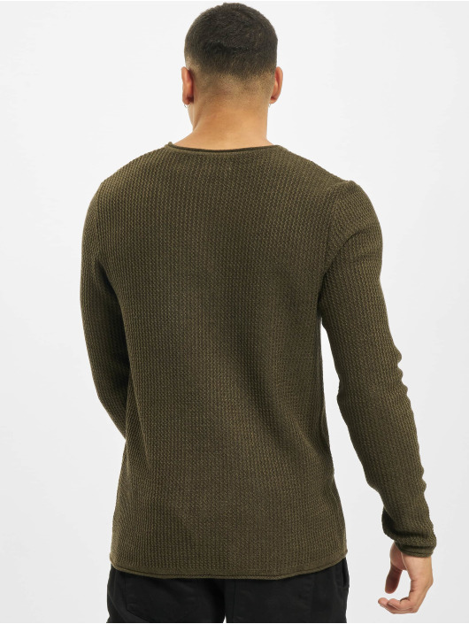 Jack & Jones Sweat & Pull jprBlucarlos olive