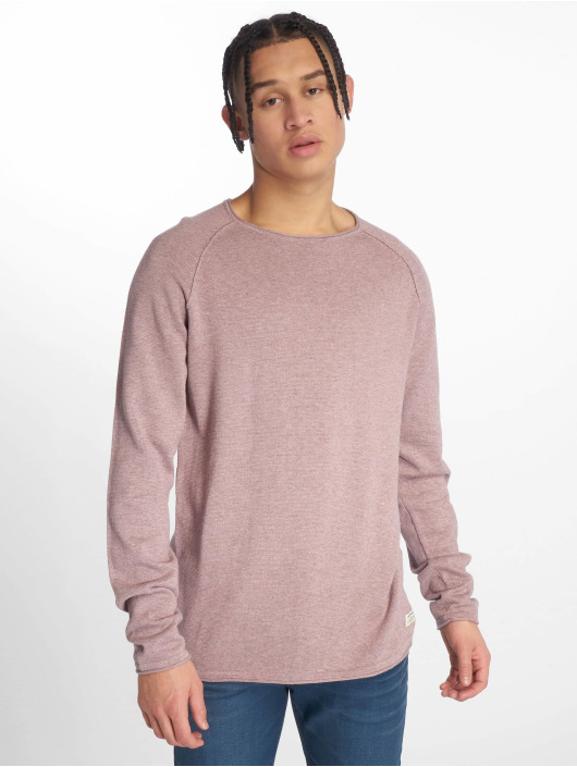 Jack & Jones Sweat & Pull jjeUnion Knit pourpre
