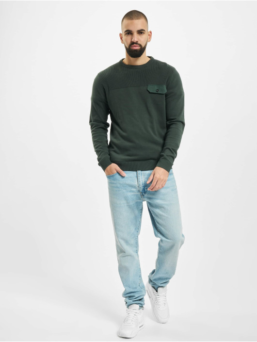 Jack & Jones Sweat & Pull jcoHimalaya vert