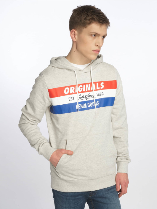 Jack & Jones Sweat capuche jorShakedowns blanc