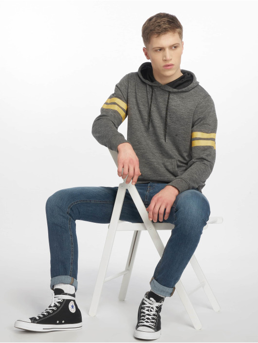 Jack & Jones Sweat capuche jcoAxelsen gris