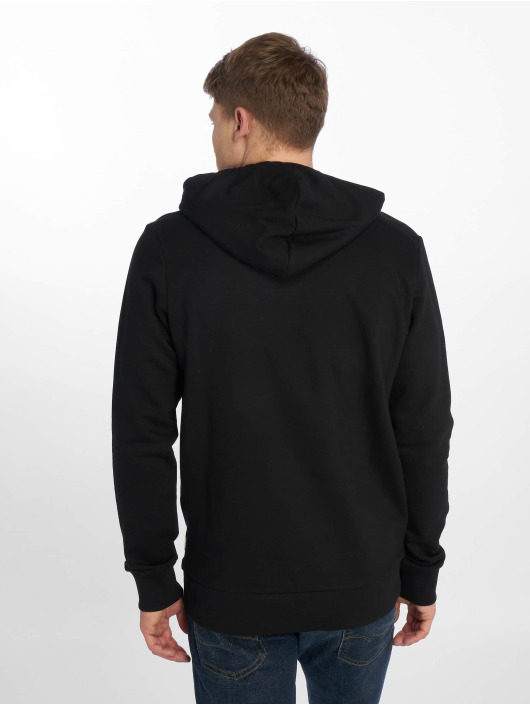 Jack & Jones Sweat capuche jjeLogo noir