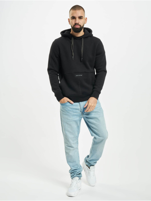 Jack & Jones Sweat capuche jcoHere noir