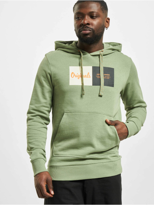 Jack & Jones Sweat capuche jorJoshuas olive