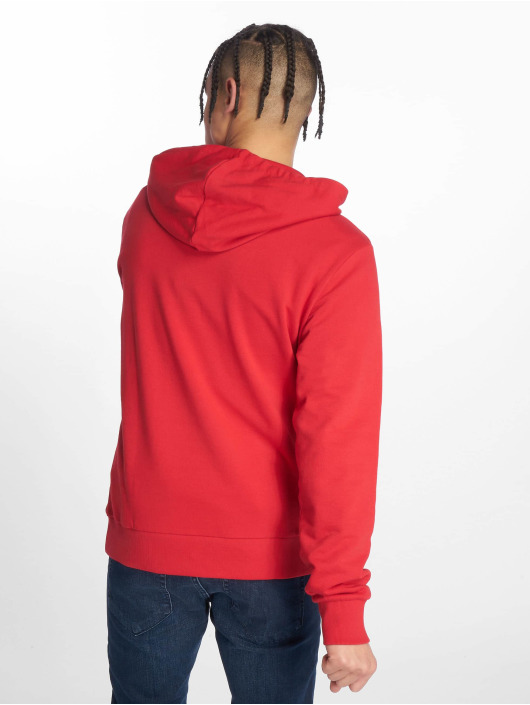 Jack   Jones   jjeHolmen rouge Homme Sweat capuche 544507 ebc30bf9c7ad