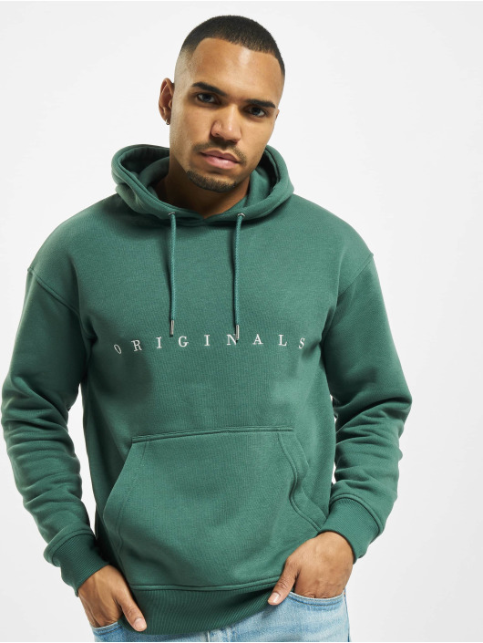 Jack & Jones Sweat capuche jorCopenhagen vert