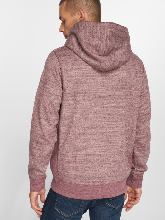 Sweat Jones Zippé Capuche 458236 Jackamp; Homme Jjespace Rouge QrBWdCoxe
