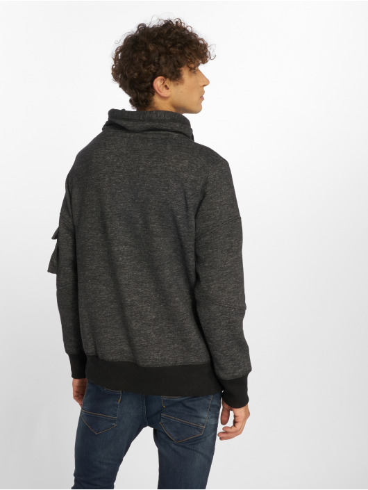 Jack & Jones Swetry jcoLeo czarny