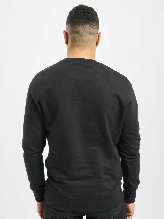 Jack & Jones Swetry jjeChest Logo Noos czarny