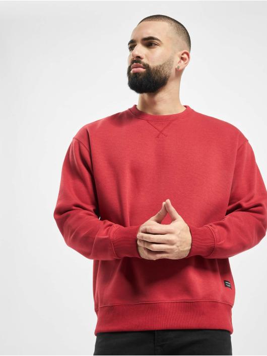 Jack & Jones Swetry jjeSoft czerwony